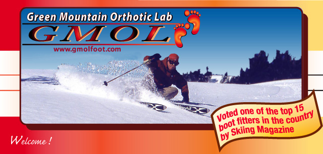 Green Mountain Orthotics Stratton Mountain VT